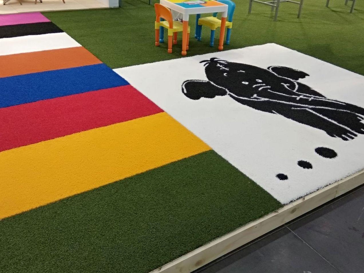 infantiles 3 - Galería Cesped Artificial