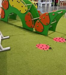 Cesped artificial Parque infantil 4
