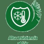 Cesped artificial Alta resistencia al Frio