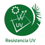 Cesped artificial Resistencia UV