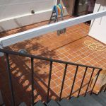 Césped artificial en terraza. Como elegirlo