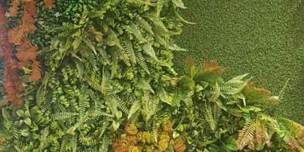 cesped artificial jardines verticales 600x300 - Donde comprar césped artificial