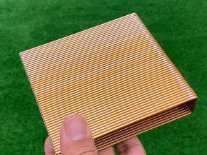 Grapas 300x225 - Sistema ECOS. Nuevo sistema de fijación de juntas de césped artificial